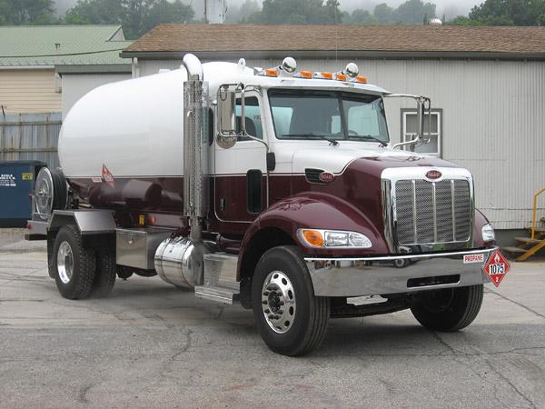 Propane Tank Trucks Keehn Service Corporation