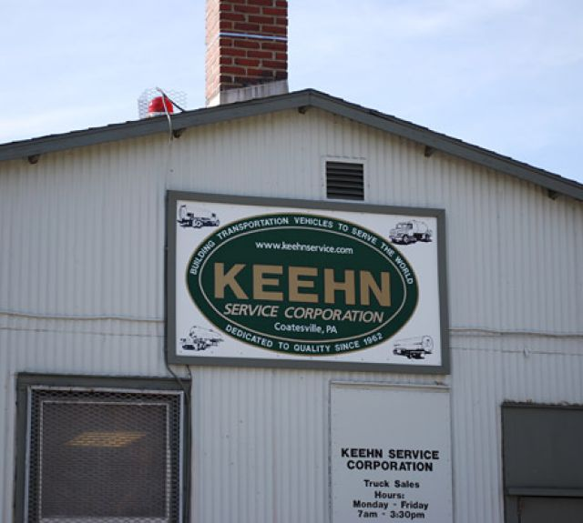 Keehn Service Corporation facility